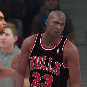 NBA 2K18 - Micheal Jordan