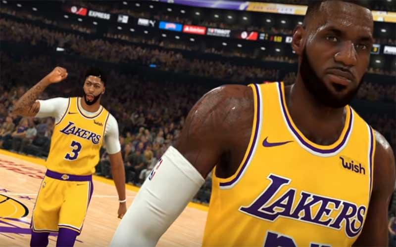 Acheter NBA 2K20 PS4 Comparateur Prix