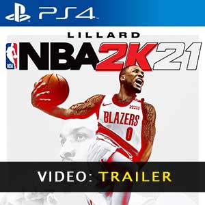 Vidéo de la bande annonce de la NBA 2K21