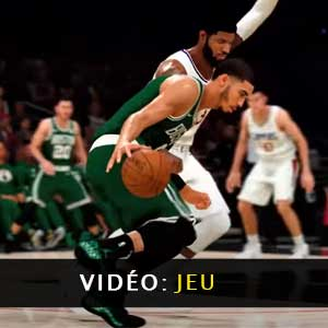 NBA 2K21 gameplay video