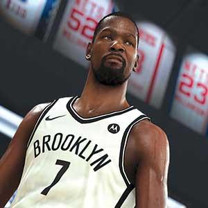 NBA 2K22 Couverture De L'édition 75e Anniversaire