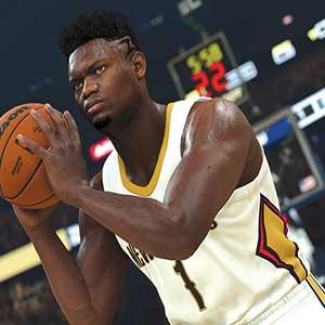 NBA 2K22 Écran De Chargement