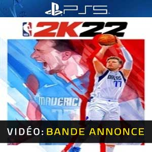 NBA 2K22 PS5 Bande-annonce Vidéo