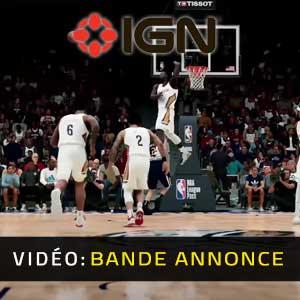 NBA 2K22 Vidéo De Gameplay