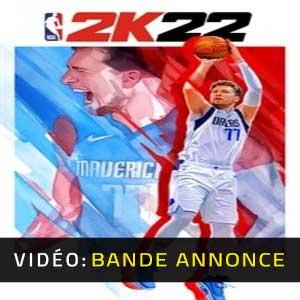 NBA 2K22 Bande-annonce Vidéo