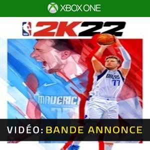NBA 2K22 Xbox One Bande-annonce Vidéo