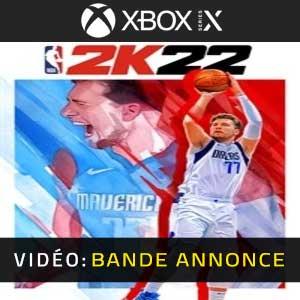 NBA 2K22 Xbox Series Bande-annonce Vidéo