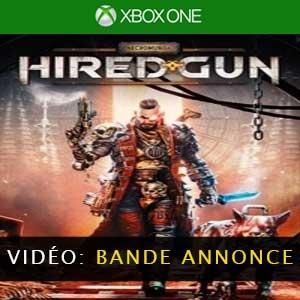 Necromunda Hired Gun Vidéo de la bande-annonce