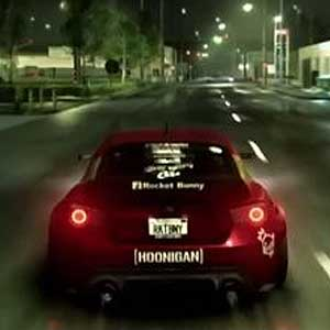 Need for Speed 2015 PS4 Course de voiture