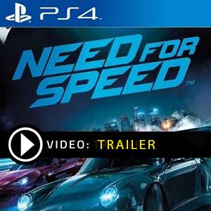Need for Speed PS4 en boîte ou à télécharger