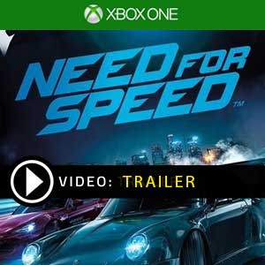Need for Speed Xbox One en boîte ou à télécharger