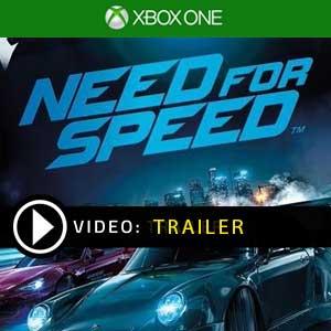 Need for Speed Xbox One en boîte ou à télécharger