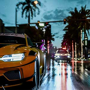 Need For Speed Heat - Poursuite en voiture