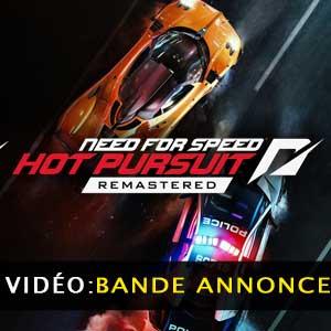 Need for Speed Hot Pursuit Remastered Vidéo de la bande annonce