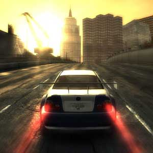 Need For Speed Most Wanted Course de voiture