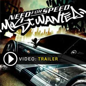 Acheter Need For Speed NFS Most Wanted Clé CD Comparateur Prix