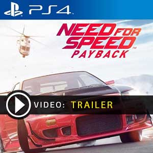 Acheter Need for Speed Payback PS4 Code Comparateur Prix