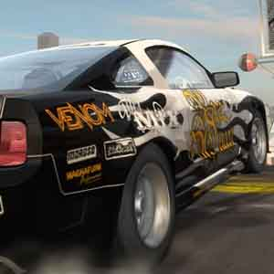 Need for Speed ProStreet Voiture de course