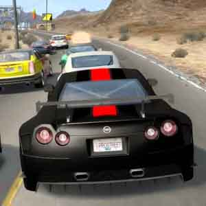 Need for Speed ProStreet Gameplay