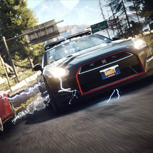 Need for Speed Rivals PS4 Course