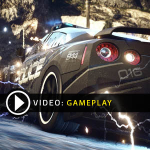 Need for Speed Rivals PS4 Gameplay Video