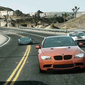 Need For Speed The Run - Piste