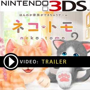 Neko Tomo Nintendo 3DS en boîte ou à télécharger