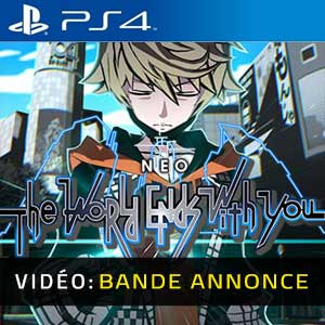 NEO The World Ends with You PS4 Bande-annonce vidéo