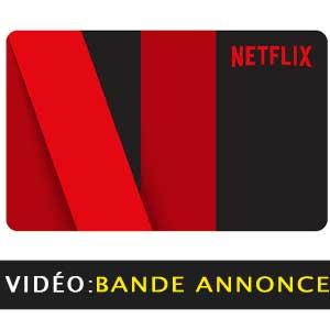 Vidéo de la bande annonce de Netflix Gift Card