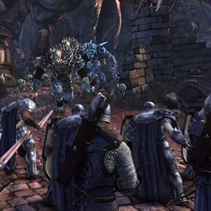 Neverwinter Les troupes de combat