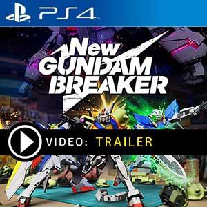 Acheter New Gundam Breaker PS4 Comparateur Prix