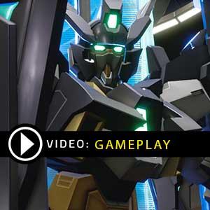 New Gundam Breaker Gameplay Video
