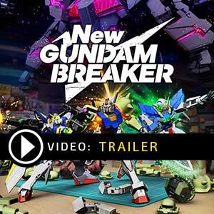 Acheter New Gundam Breaker Clé CD Comparateur Prix