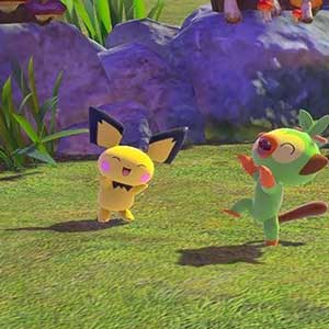 New Pokémon Snap Nintendo Switch Pichu