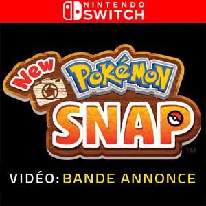 New Pokémon Snap Nintendo Switch Bande-annonce Vidéo