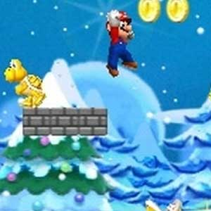New Super Mario Bros 2 Nintendo 3DS Gameplay