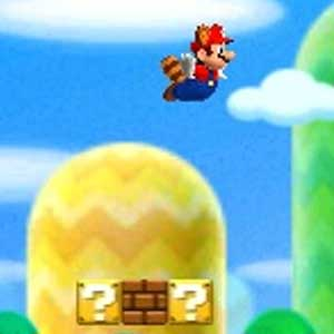 New Super Mario Bros 2 Nintendo 3DS Sauteur