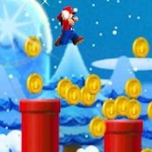 New Super Mario Bros 2 Nintendo 3DS Pièces de monnaie