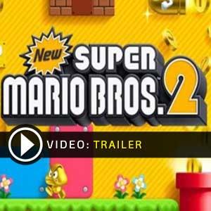 New Super Mario Bros 2 Nintendo 3DS en boîte ou à télécharger