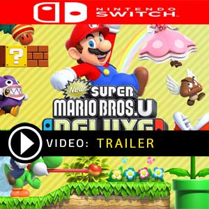 Acheter New Super Mario Bros U Deluxe Nintendo Switch comparateur prix