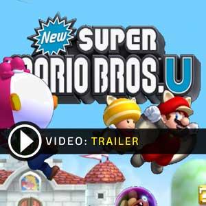 New Super Mario Bros U Wii U en boîte ou à télécharger