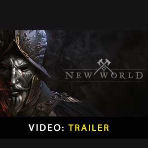 Vidéo de la bande annonce du New World