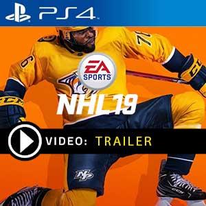 Acheter NHL 19 PS4 Comparateur Prix