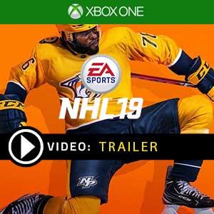 Acheter NHL 19 Xbox One Comparateur Prix