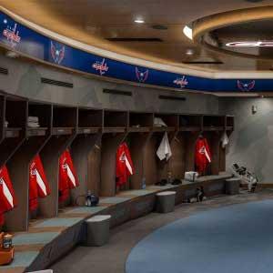 NHL 21 Vestiaire