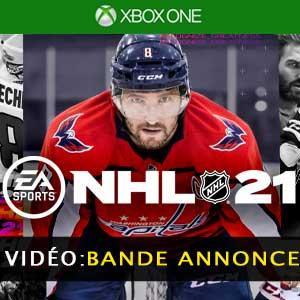 NHL 21 Xbox One Bande-annonce vidéo