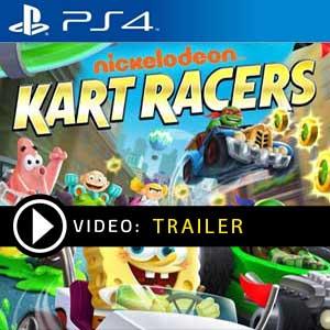 Nickelodeon Kart Racer PS4 en boîte ou à télécharger