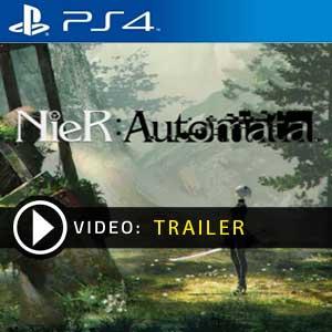 Nier Automata PS4 en boîte ou à télécharger