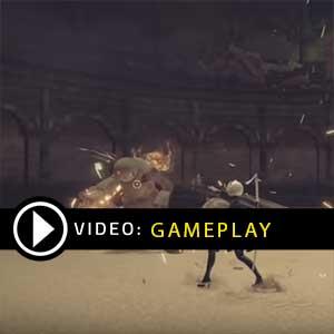 NieR Automata Xbox One Gameplay Video