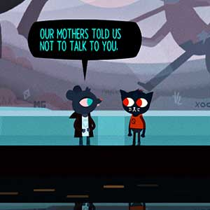 Night in the Woods Mae et Bea